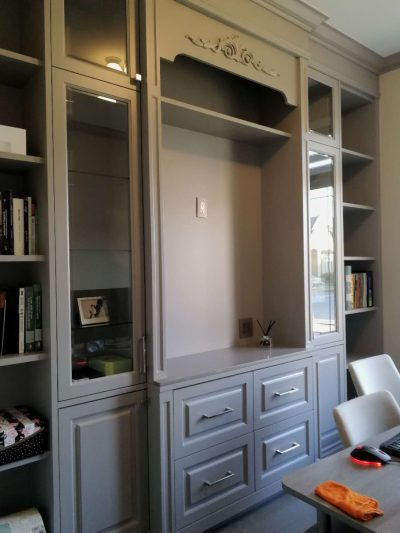 Contemporary cabinets Markham