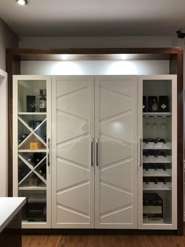 custom cabinets cost