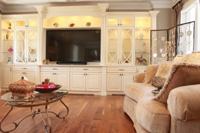 High gloss built-ins Richmond hill