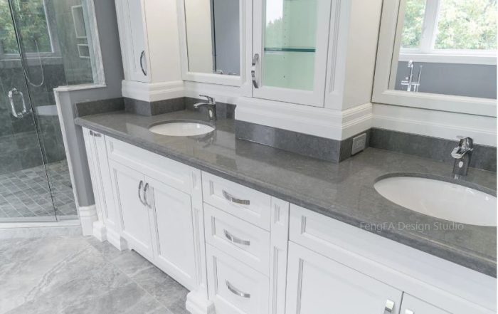 bathroom cabinets Richmond hill