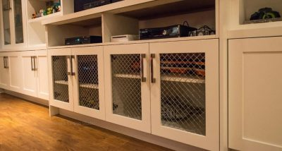 High gloss cabinets Markham