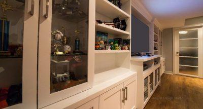 White cabinets Toronto