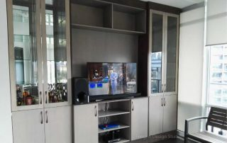 modern cabinets Richmond hill