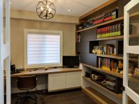 Contemporary built-ins Vaughan