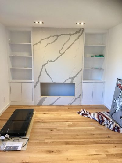 High gloss cabinets Richmond hill