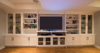 modern built-ins Richmond hill