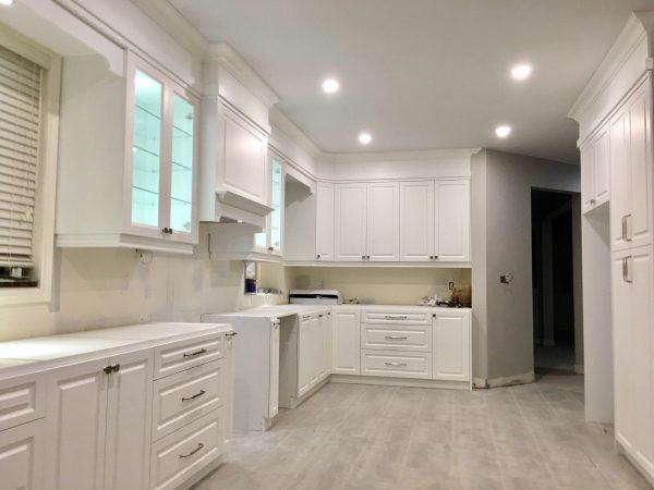 White pantry Markham