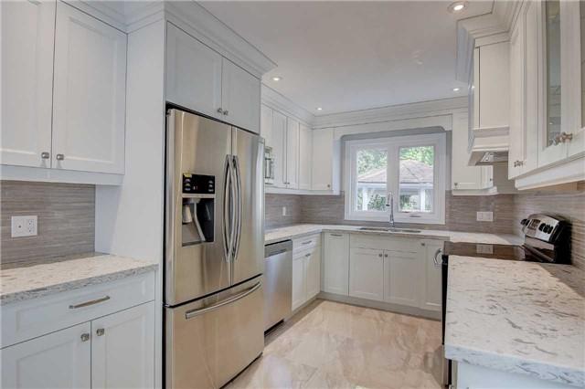 White pantry Richmond hill