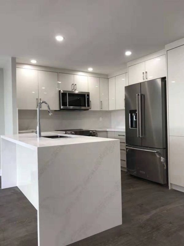 White cabinets Richmond hill