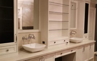 Bathroom built-ins Richmond hill