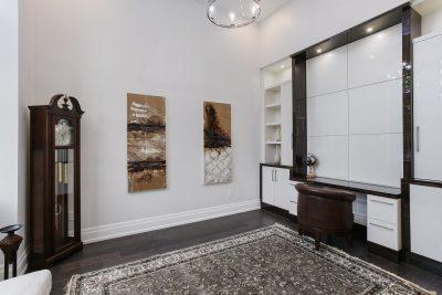 custom home office cabinets Toronto