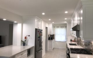 Transitional Kitchen Overview