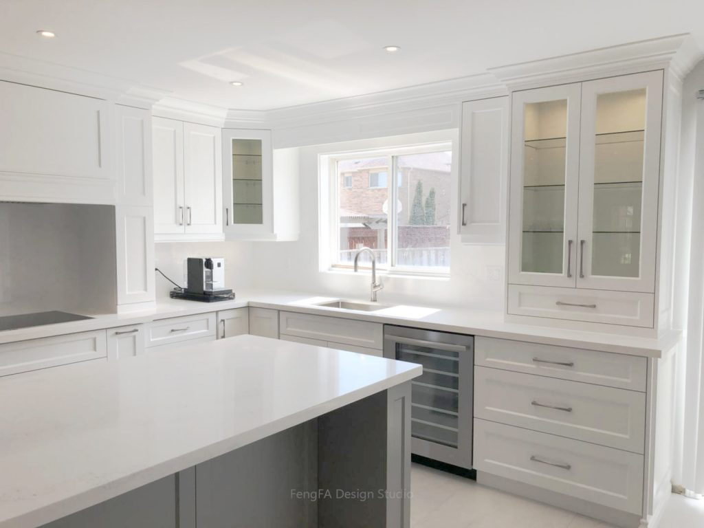 TRANSITIONAL KITCHENS 9