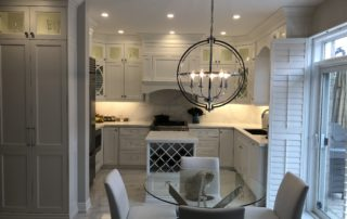 GTA Transitional Kitchen Overview