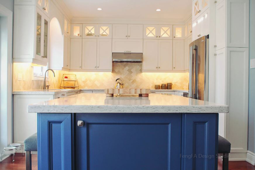 TRANSITIONAL KITCHENS 15