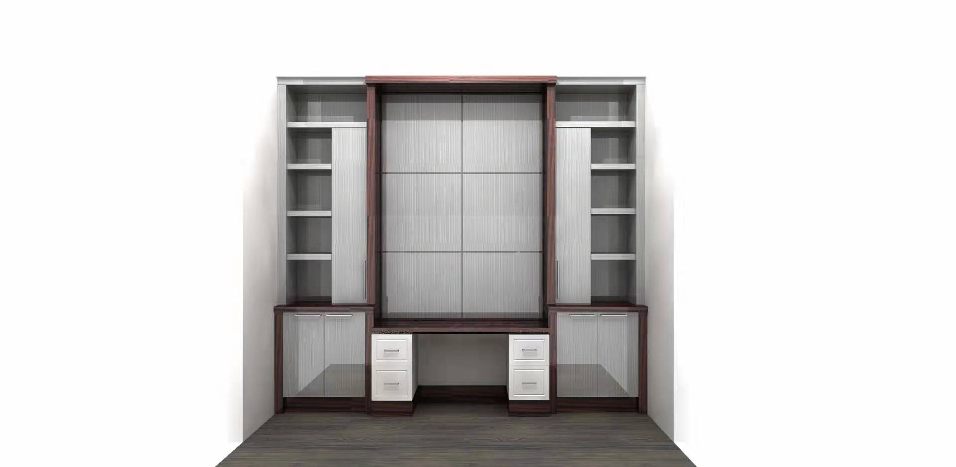 WALL UNITS & OFFICE13