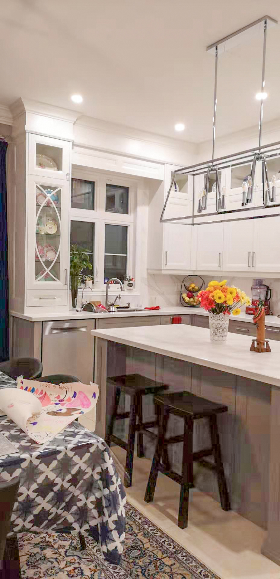 Transitional Kitchen Showcase