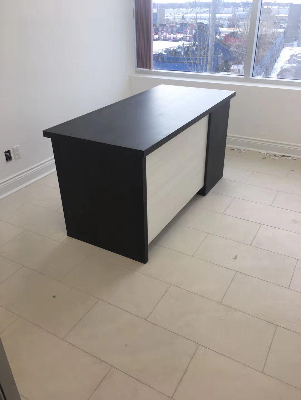 Desk Back Side