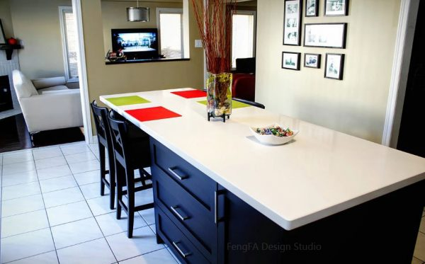 High gloss cabinets cost