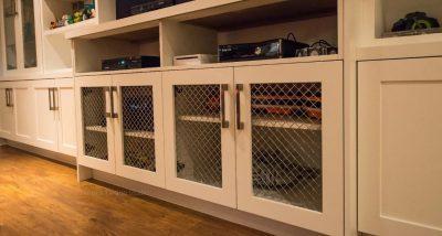 High gloss cabinets Markham