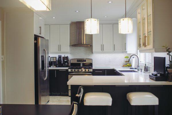 White pantry Toronto