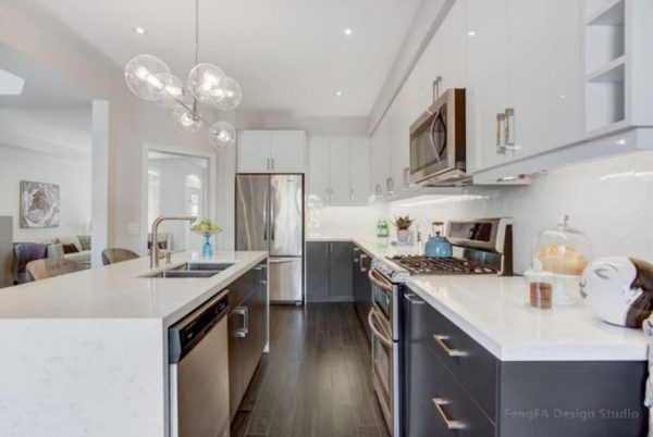 kitchen built-ins Markham