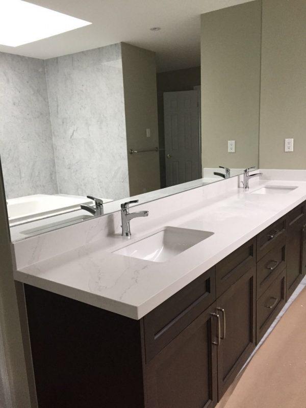 bathroom built-ins Markham