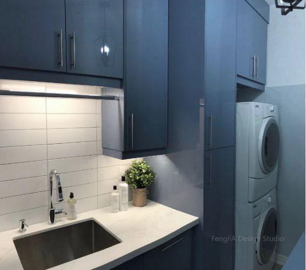 modern pantry Richmond hill