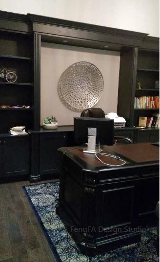 Black cabinets Toronto