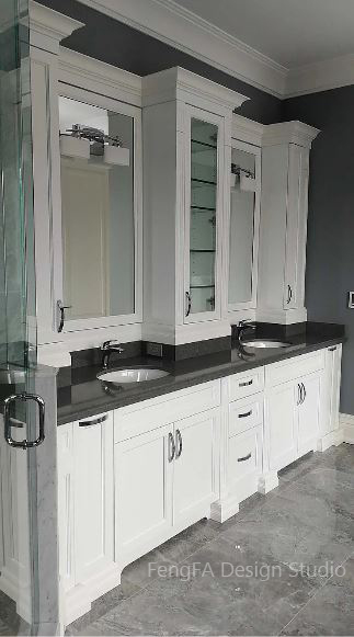 Contemporary cabinets cost