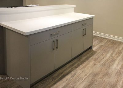 Contemporary vanity Richmond hill