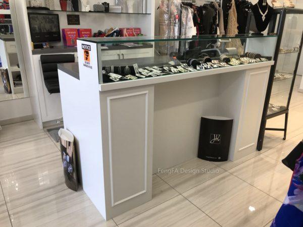Gray cabinets Richmond hill