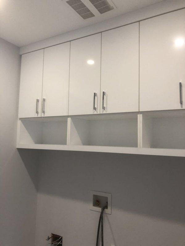 White cabinets Markham