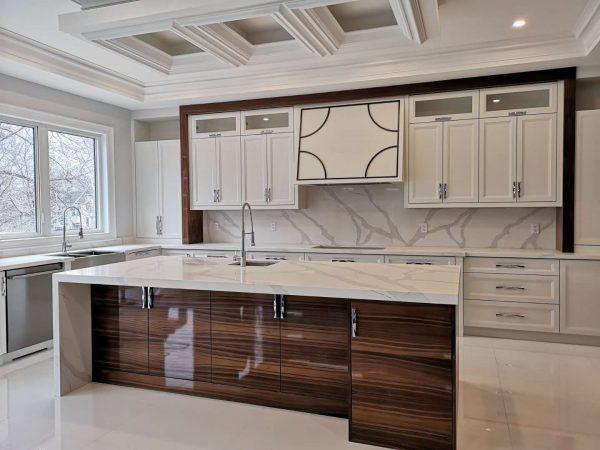 kitchen built-ins Design