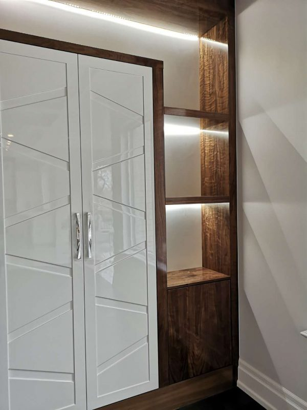 High gloss cabinets Richmond hill