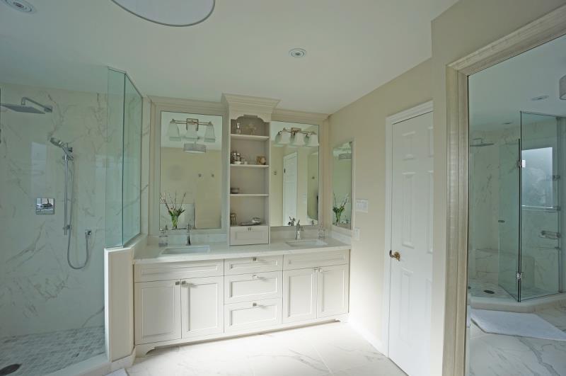 bathroom pantry Design