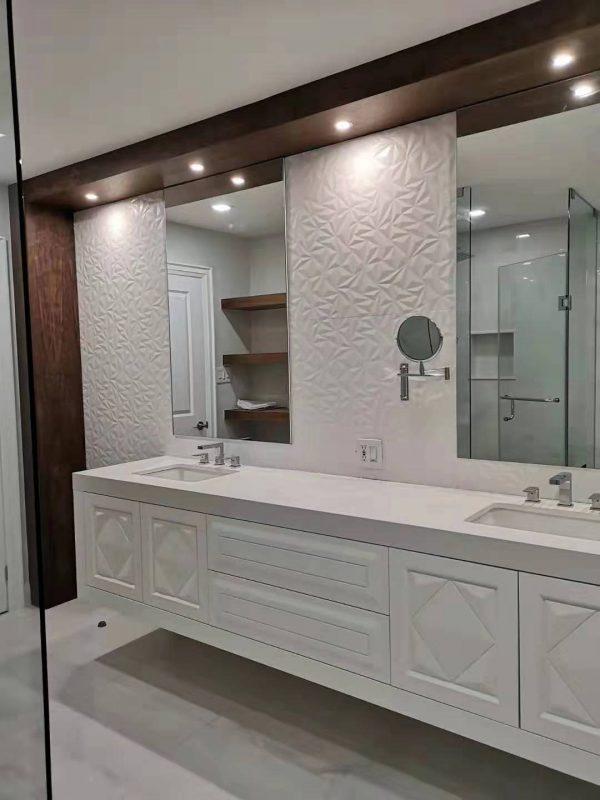 Bathroom Built-ins Design