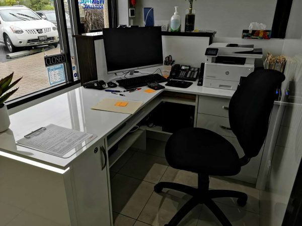 office desk custom companies Toronto