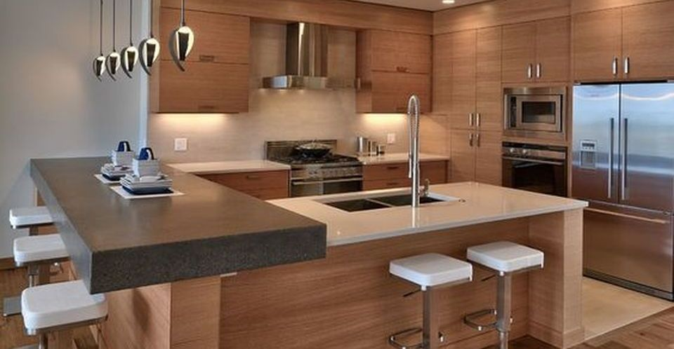 modern kitchen cabinets, contemporary kitchen cabinets